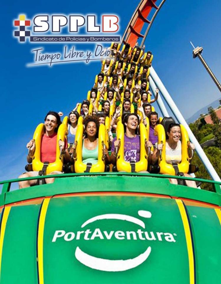 Viaje a Port Aventura - 2021