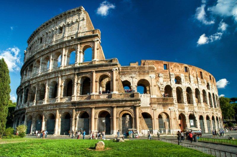 Viaje de Turismo y Policial Roma