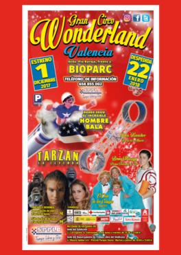 CIRCO WONDERLAND 2019