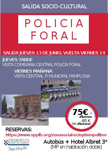 POLICIA FORAL 2019